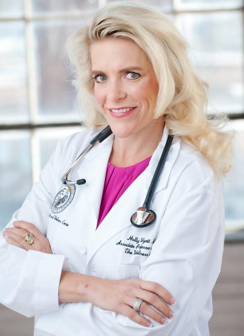 Holly R. Wyatt, M.D.