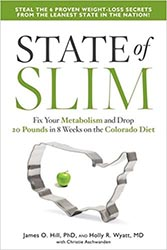 State of Slim Book Buy Today on Amazon