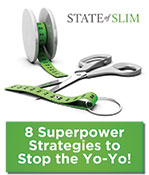 Cover of eBook 8 Superpower Strategies to Stop the Yo-Yo.